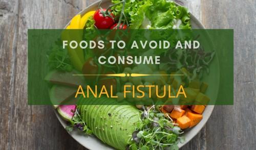 Anal Fistula diet charts