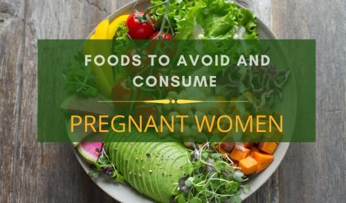 Pregnant Women diet chart