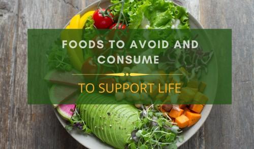 Cancer diet chart