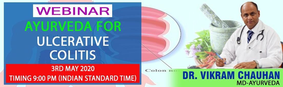 Ayurveda for Ulcerative Colitis - Webinar