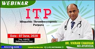 Webinar on ITP