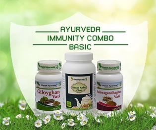 immunity care pack, ayurveda immunity combo
