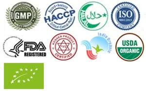 planet ayurveda certifications