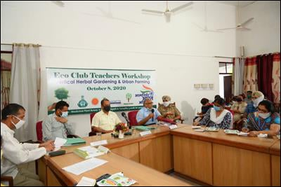 Eco Club Teachers Workshop