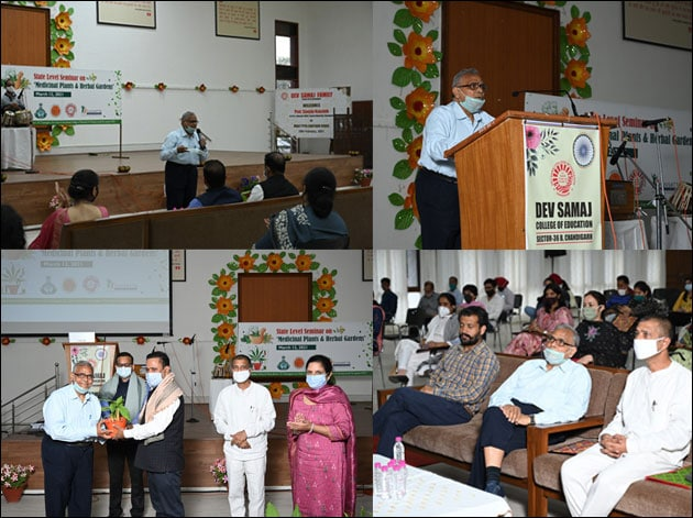 Seminar on Medicinal Plants and Herbal Gardens