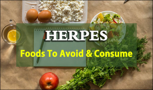 Diet Plan for Herpes