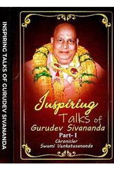 Inspiring Talk of Gurudev Sivananda (Set of 2 Volumes)
