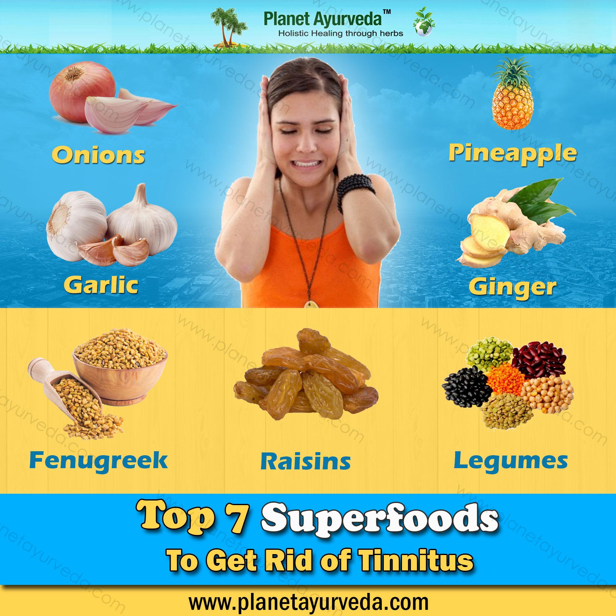 Reduce Tinnitus