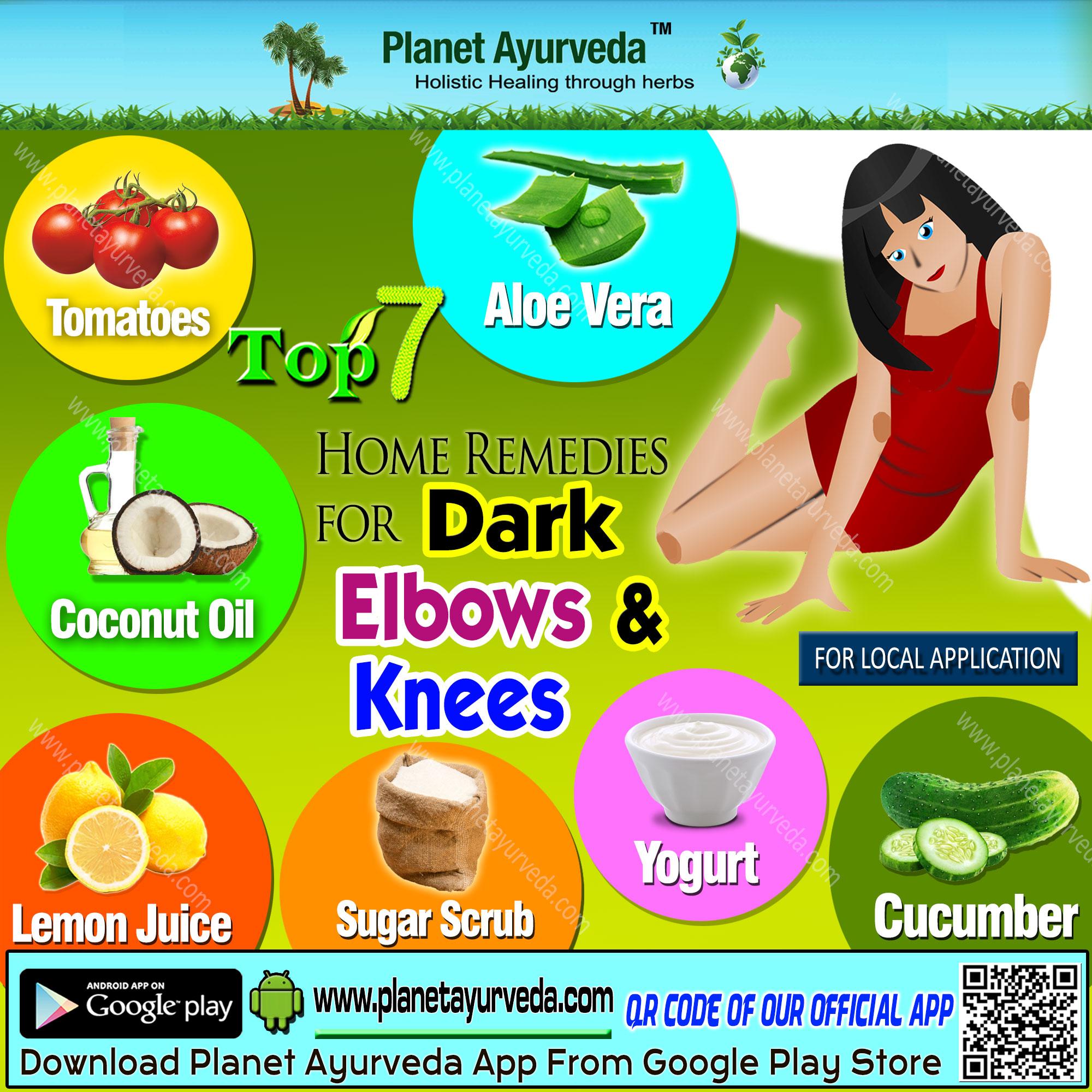Dark Elbows/Knees