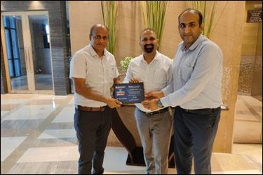 Neighborhood Hero and Covid Warrior Award by HDFC Bank