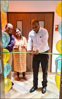 Inauguration of Planet Ayurveda Pune Center